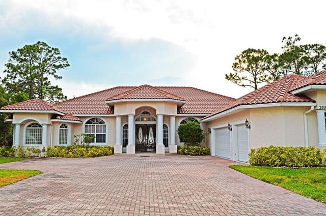 2807 Bent Pine Drive, Fort Pierce, FL 34951 (MLS #222579) :: Billero & Billero Properties