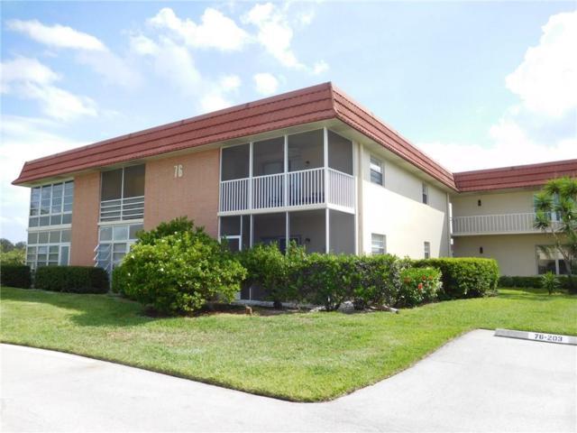 76 Royal Oak Drive #103, Vero Beach, FL 32962 (#223646) :: The Reynolds Team/Treasure Coast Sotheby's International Realty