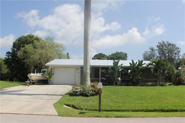 767 Rolling Hill Drive, Sebastian, FL 32958 (MLS #223691) :: Billero & Billero Properties