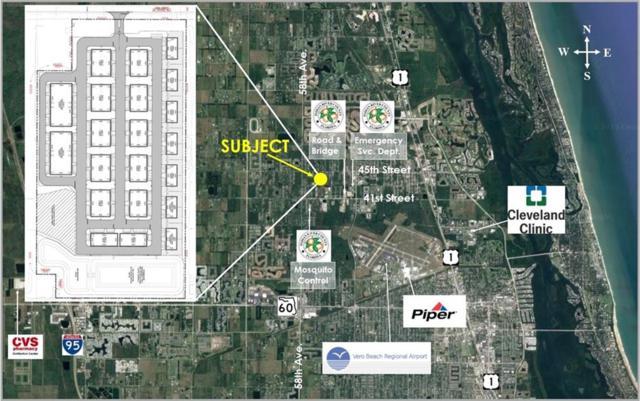 5275 45th Street 7500 SF, Vero Beach, FL 32967 (MLS #223694) :: Billero & Billero Properties