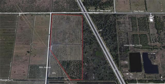 1100 86th Avenue SW, Vero Beach, FL 32968 (MLS #224159) :: Billero & Billero Properties
