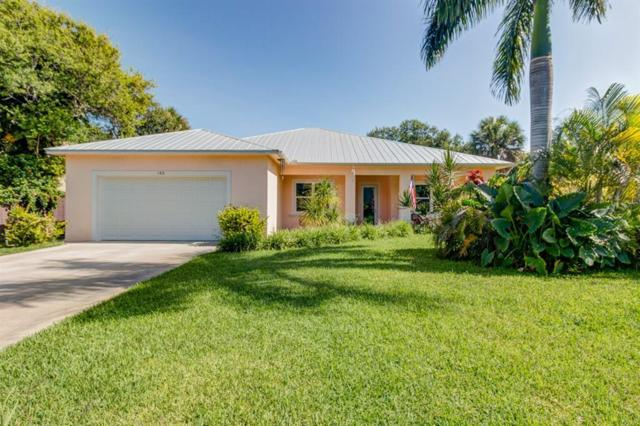 106 Margarita Road, Melbourne Beach, FL 32951 (MLS #224230) :: Billero & Billero Properties
