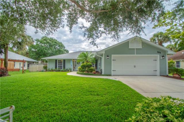 104 39th Drive, Vero Beach, FL 32968 (#224336) :: The Reynolds Team/Treasure Coast Sotheby's International Realty