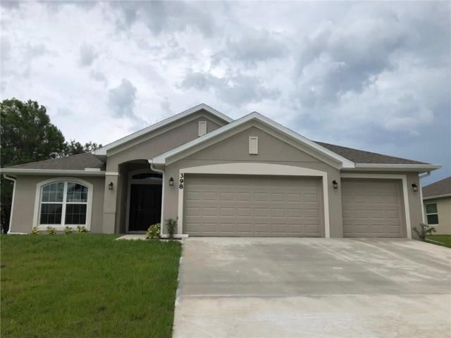449 Seashore Avenue, Sebastian, FL 32958 (MLS #224371) :: Billero & Billero Properties