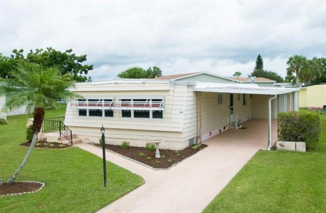 945 Laurel Circle, Barefoot Bay, FL 32976 (MLS #224514) :: Billero & Billero Properties