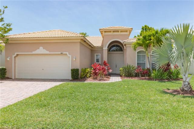 5611 Place Lake Drive, Fort Pierce, FL 34951 (MLS #224706) :: Billero & Billero Properties
