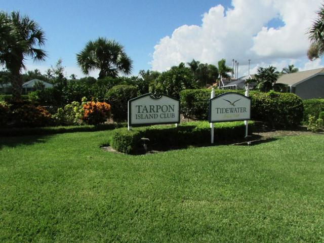 1825 Tarpon Lane H102, Vero Beach, FL 32960 (MLS #224717) :: Billero & Billero Properties