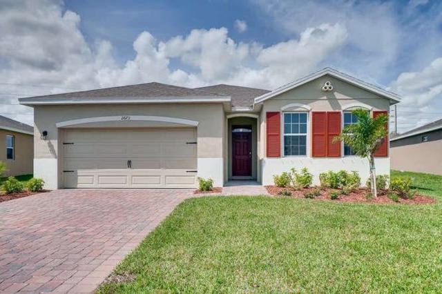 2667 Crowned Eagle Circle, Vero Beach, FL 32962 (MLS #224805) :: Billero & Billero Properties