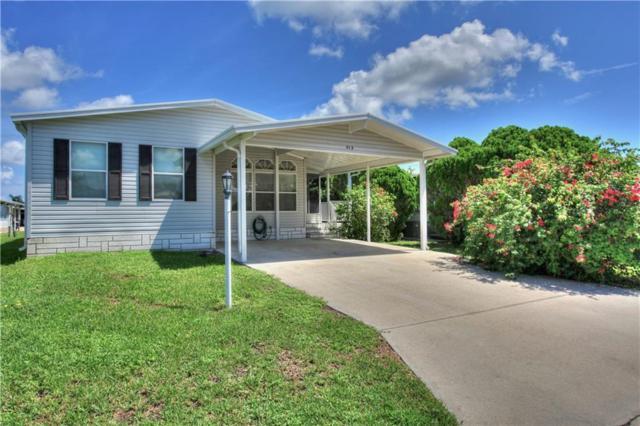 512 Egret Circle, Barefoot Bay, FL 32976 (MLS #224913) :: Billero & Billero Properties