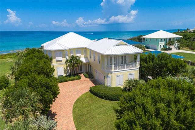 8165 S Highway A1a, Melbourne Beach, FL 32951 (#224988) :: The Reynolds Team/Treasure Coast Sotheby's International Realty