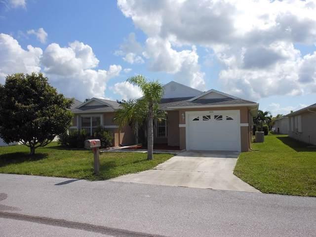6724 Tulipan, Fort Pierce, FL 34951 (MLS #225614) :: Billero & Billero Properties