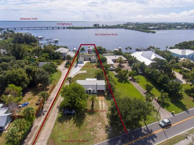 9578 Riverview Drive, Micco, FL 32976 (#225619) :: The Reynolds Team/Treasure Coast Sotheby's International Realty