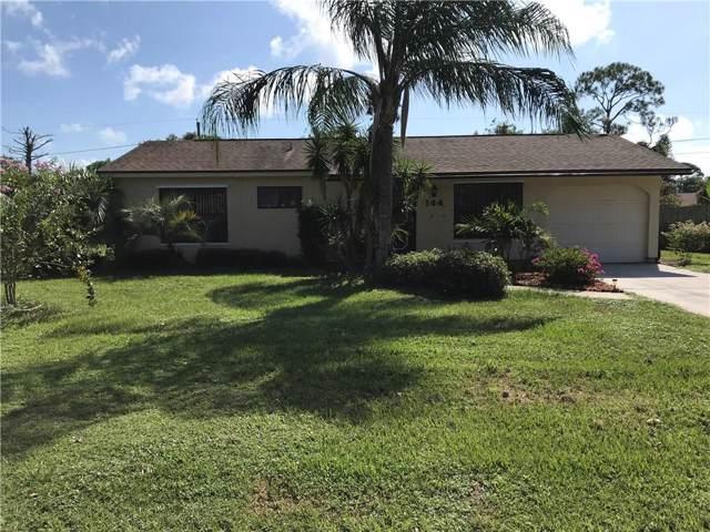144 Harris Drive, Sebastian, FL 32958 (MLS #225620) :: Billero & Billero Properties