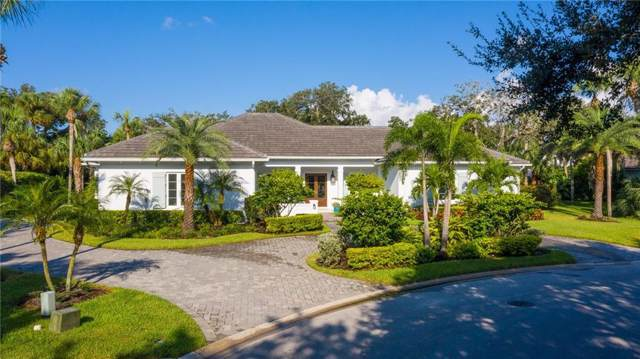 112 Hidden Oak Drive, Indian River Shores, FL 32963 (MLS #225636) :: Billero & Billero Properties