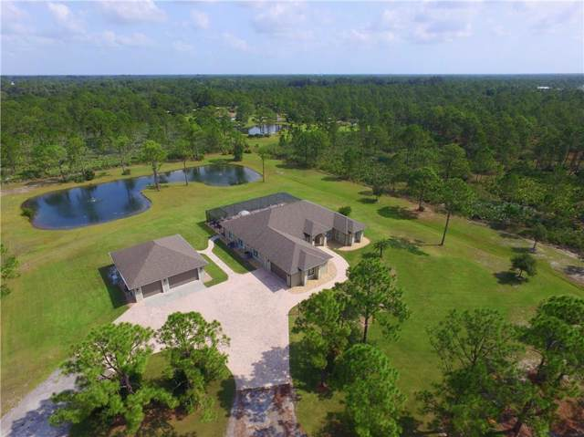 13270 85th Street, Fellsmere, FL 32948 (MLS #225795) :: Billero & Billero Properties