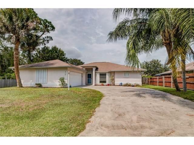 710 Doctor Avenue, Sebastian, FL 32958 (#225810) :: The Reynolds Team/Treasure Coast Sotheby's International Realty