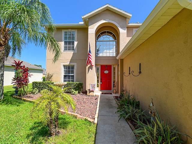 5956 Ridge Lake Circle, Vero Beach, FL 32967 (MLS #225933) :: Team Provancher | Dale Sorensen Real Estate