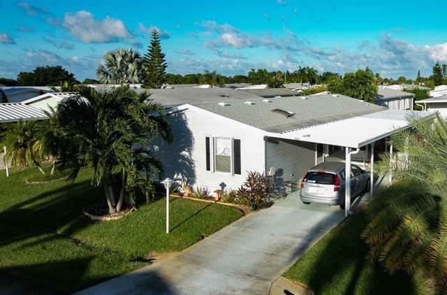 7557 Niantic Avenue U4, Micco, FL 32976 (MLS #225961) :: Billero & Billero Properties