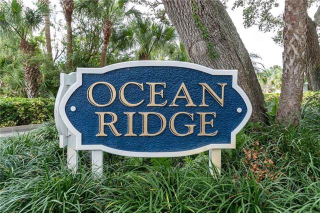 1918 Ocean Ridge Circle, Vero Beach, FL 32963 (MLS #225964) :: Billero & Billero Properties