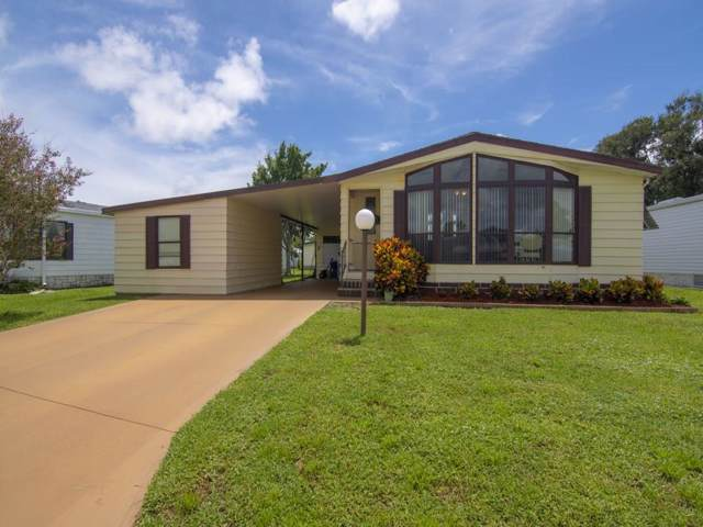 825 Periwinkle Circle, Barefoot Bay, FL 32976 (MLS #226027) :: Billero & Billero Properties
