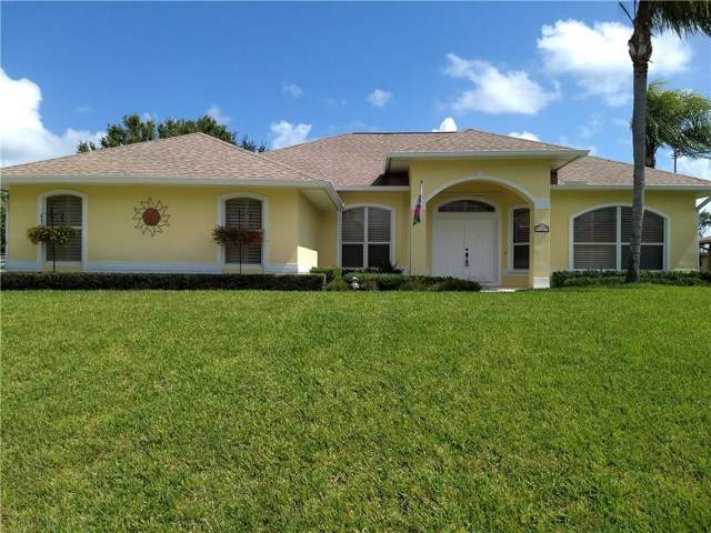 134 Keystone Drive, Sebastian, FL 32958 (MLS #226050) :: Billero & Billero Properties