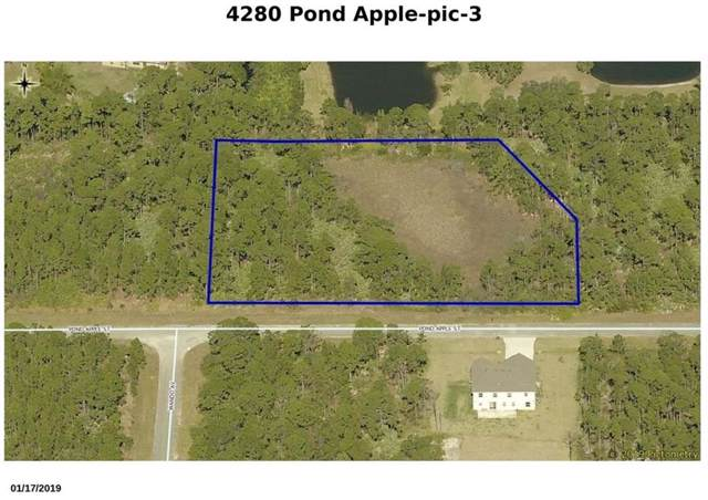 4280 Pond Apple Street, Grant Valkaria, FL 32949 (MLS #226193) :: Billero & Billero Properties