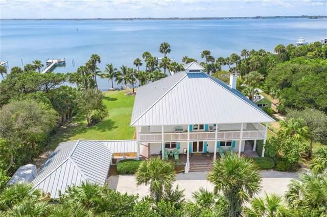 7870 Casuarina Drive, Melbourne Beach, FL 32951 (MLS #226261) :: Billero & Billero Properties