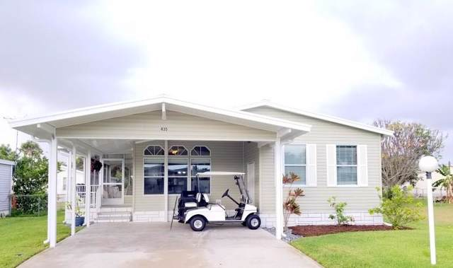 435 Plover Drive, Barefoot Bay, FL 32976 (MLS #226286) :: Billero & Billero Properties