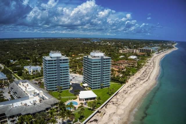 3554 Ocean Dr 1102S, Vero Beach, FL 32963 (MLS #226298) :: Billero & Billero Properties