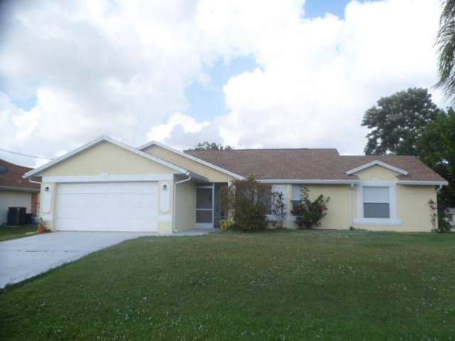 5290 Ever Road, Port Saint Lucie, FL 34983 (MLS #226608) :: The Nolan Group of RE/MAX Associated Realty
