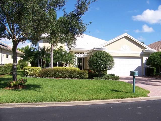 1057 River Wind Circle, Vero Beach, FL 32967 (MLS #226651) :: Team Provancher | Dale Sorensen Real Estate