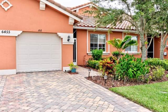 6455 Oxford Circle 102B, Vero Beach, FL 32966 (MLS #226752) :: Billero & Billero Properties