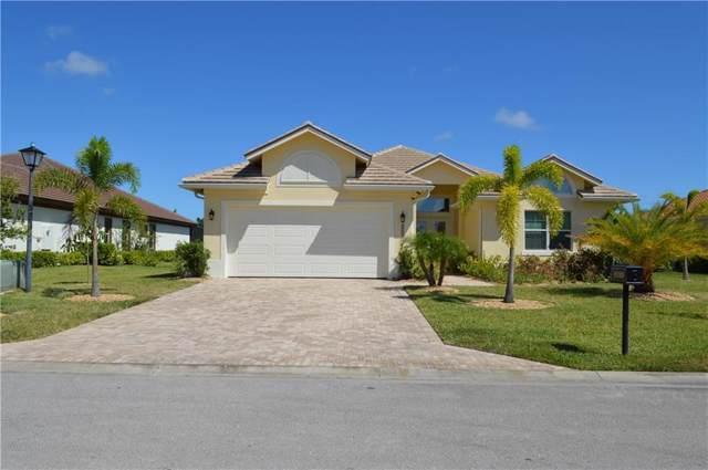 1110 Camelot Way, Vero Beach, FL 32966 (MLS #226821) :: Team Provancher | Dale Sorensen Real Estate