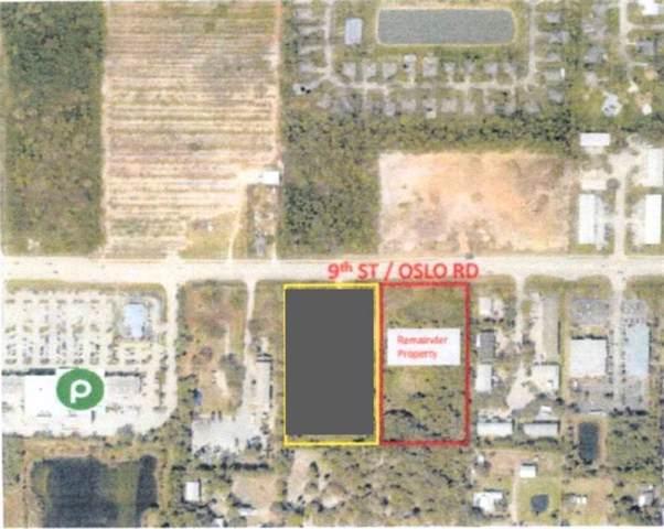 3805 9th Street SW, Vero Beach, FL 32968 (MLS #226894) :: Billero & Billero Properties