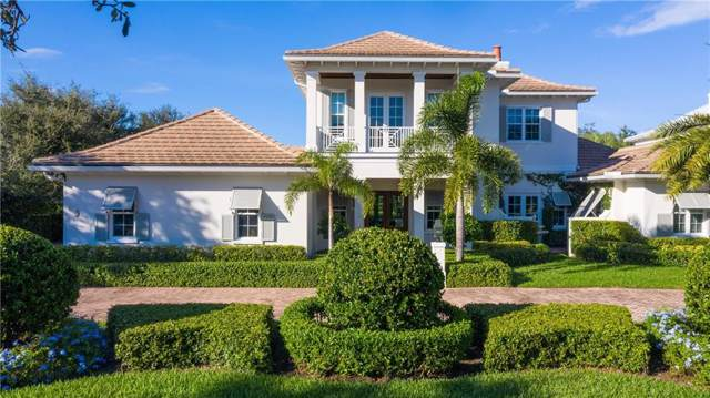 520 Palm Island Lane, Vero Beach, FL 32963 (MLS #226953) :: Billero & Billero Properties
