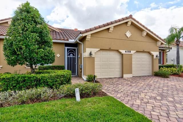 6355 Oxford Circle 103C, Vero Beach, FL 32966 (MLS #226988) :: Billero & Billero Properties