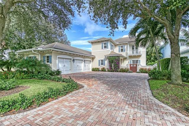 416 N Palm Island Circle, Vero Beach, FL 32963 (MLS #227003) :: Billero & Billero Properties