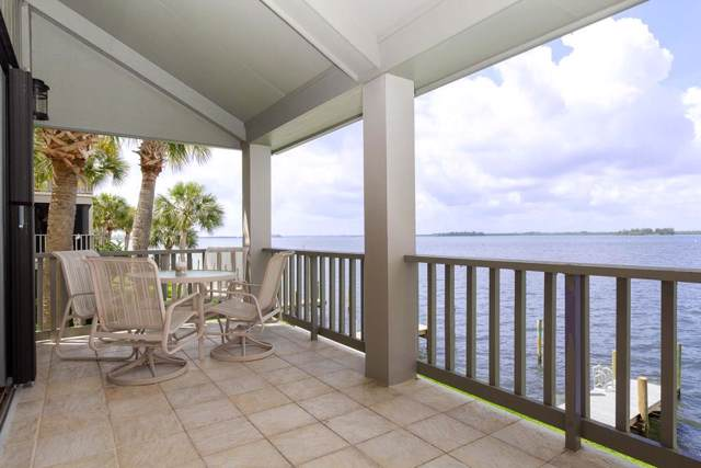 1001 Bay Road #211, Vero Beach, FL 32963 (#227090) :: The Reynolds Team/ONE Sotheby's International Realty