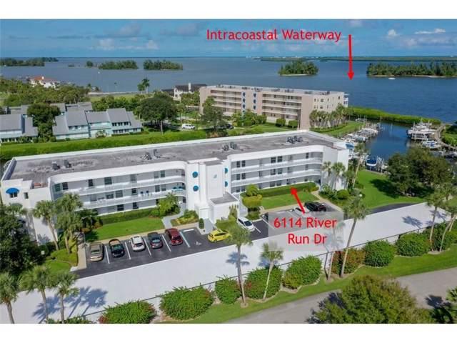 6114 River Run Drive #6114, Sebastian, FL 32958 (MLS #227113) :: Billero & Billero Properties