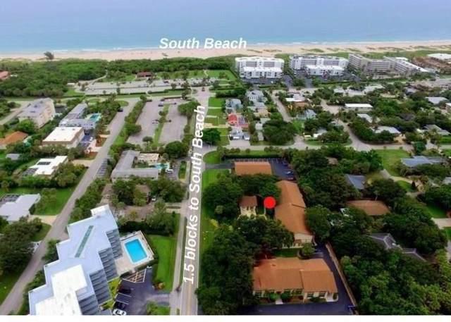 910 E Causeway Boulevard B7, Vero Beach, FL 32963 (MLS #227218) :: Billero & Billero Properties