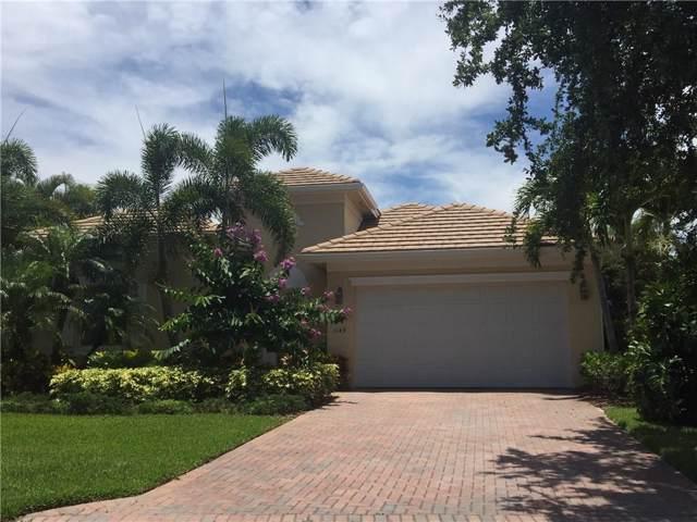 1149 Riverwind Circle, Vero Beach, FL 32967 (MLS #227225) :: Team Provancher | Dale Sorensen Real Estate