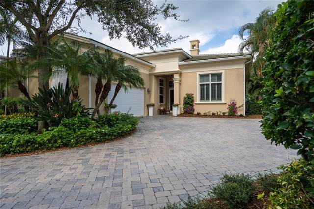 1622 Weybridge Circle, Vero Beach, FL 32963 (MLS #227267) :: Billero & Billero Properties