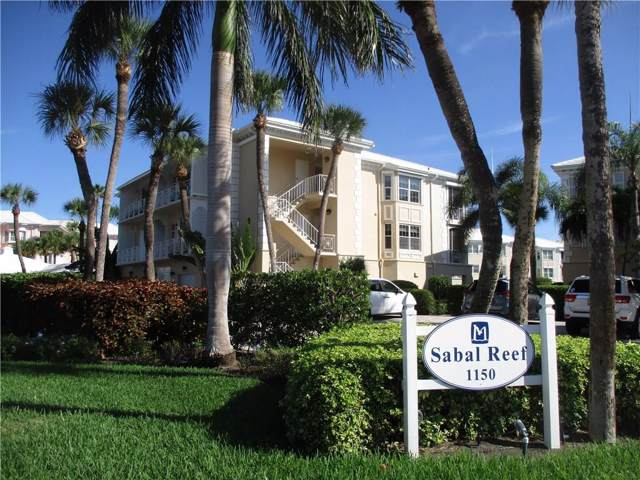 1150 Reef Road #16, Vero Beach, FL 32963 (#227286) :: The Reynolds Team/ONE Sotheby's International Realty