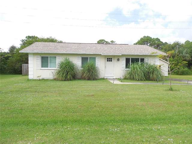 9570 Honeysuckle Drive, Micco, FL 32976 (MLS #227413) :: Billero & Billero Properties