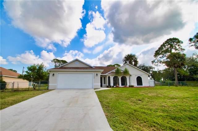 1773 Tharp Road, Palm Bay, FL 32909 (MLS #227491) :: Billero & Billero Properties