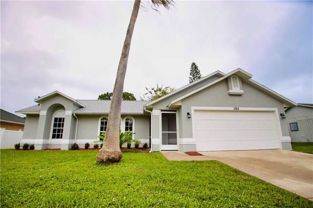 1165 Dallam Avenue, Palm Bay, FL 32907 (MLS #227514) :: Billero & Billero Properties