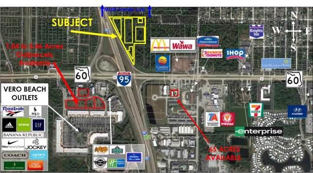 2100 93rd Avenue, Vero Beach, FL 32966 (MLS #227539) :: Team Provancher | Dale Sorensen Real Estate