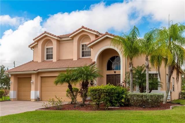 1225 Amethyst Drive, Vero Beach, FL 32968 (MLS #227644) :: Team Provancher | Dale Sorensen Real Estate