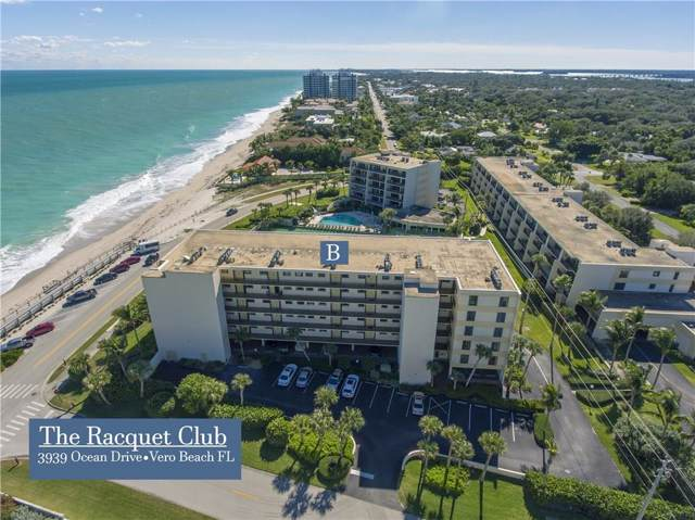 3939 Ocean Drive 406B, Vero Beach, FL 32963 (MLS #227650) :: Billero & Billero Properties