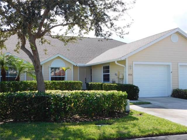 495 7th Street, Vero Beach, FL 32962 (MLS #227685) :: Billero & Billero Properties